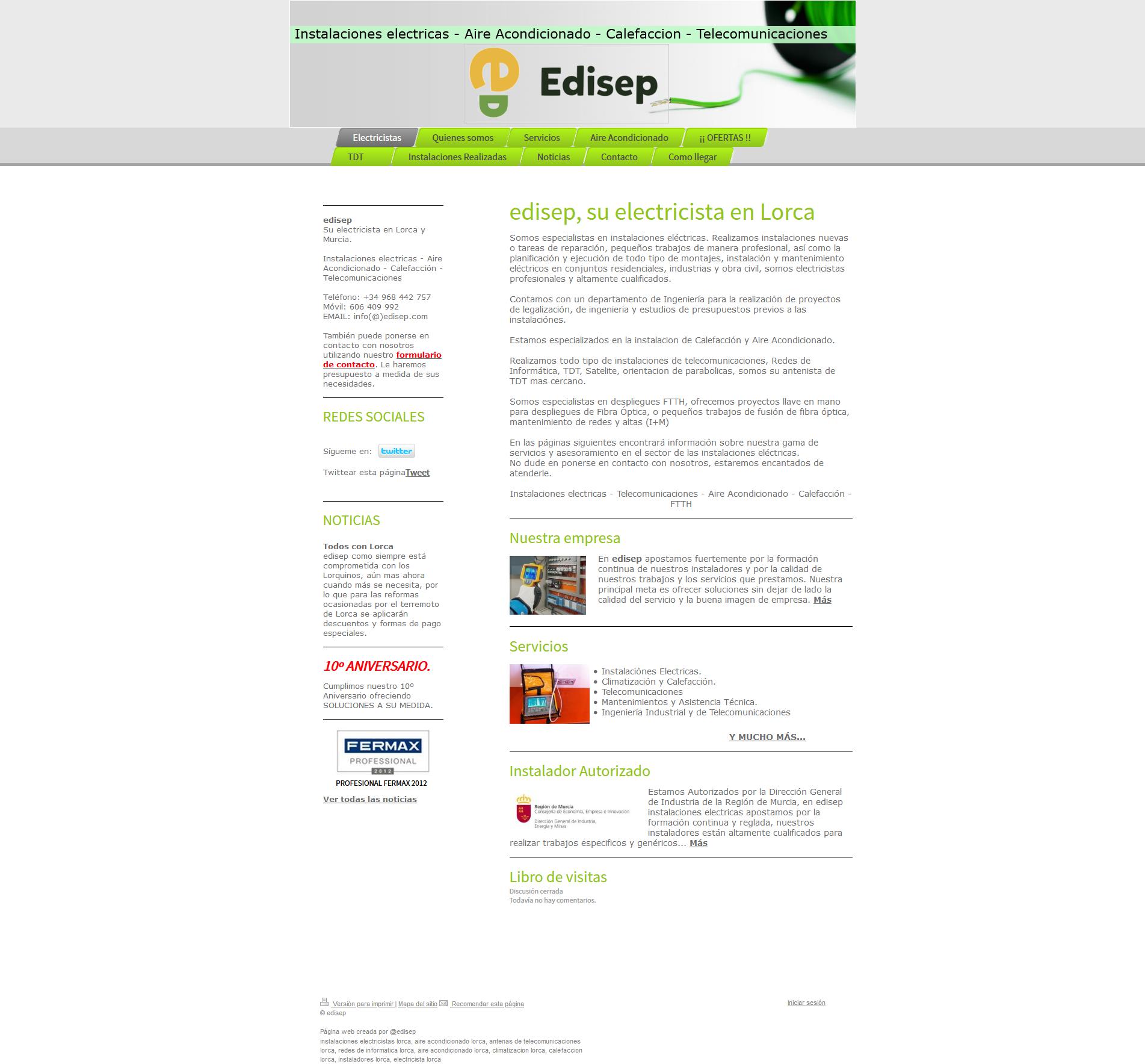 Web Edisep 2020